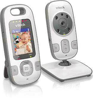 VM312 Full Color Video And Audio Baby Monitor
