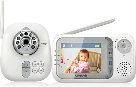 VM321 Full Color Video And Audio Baby Monitor