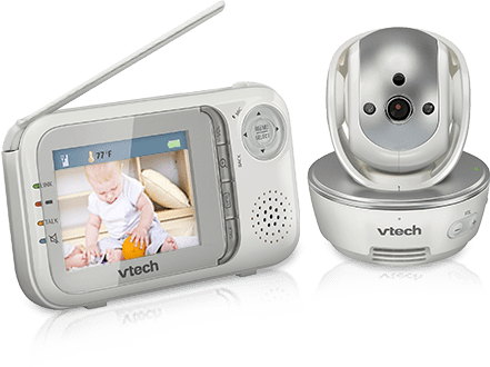 VM333 Full Color Video And Audio Baby Monitor