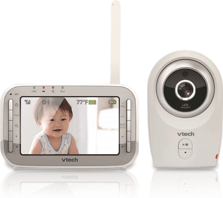 VM341 Full Color Video And Audio Baby Monitor
