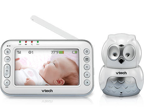 VM344 Full Color Video And Audio Baby Monitor