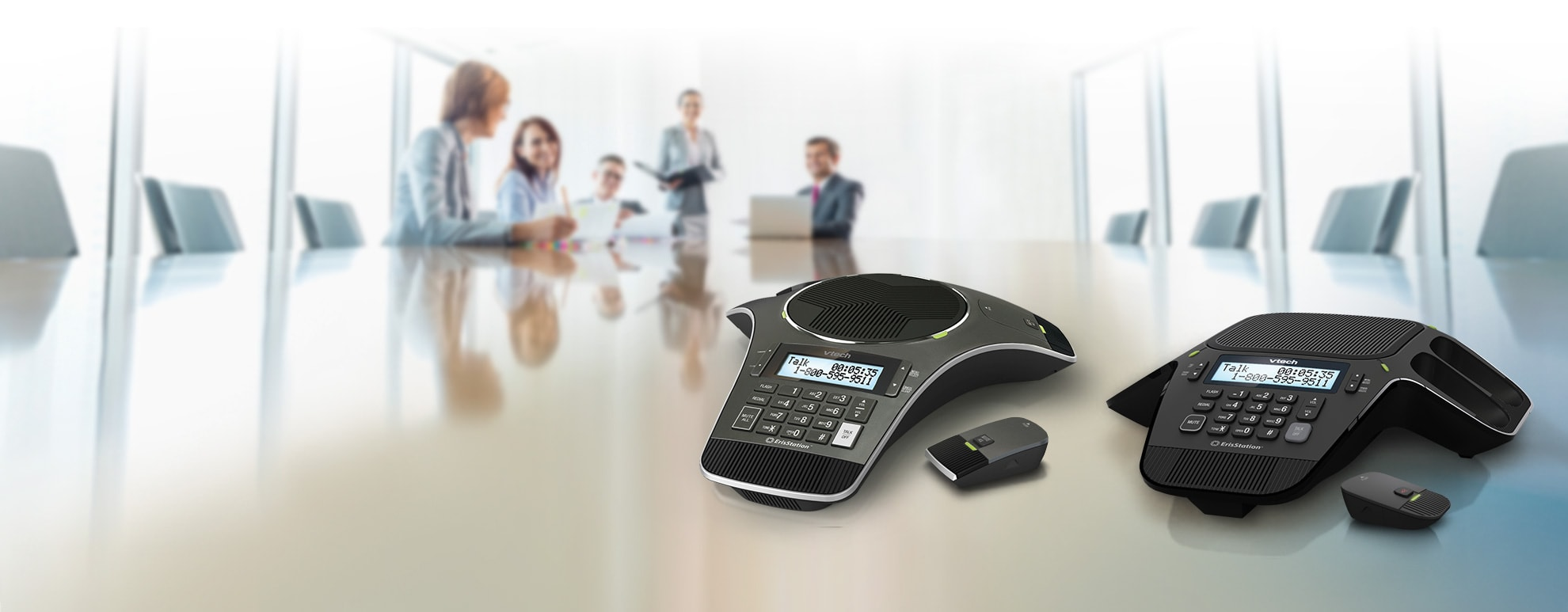 A new era in audio conferencing